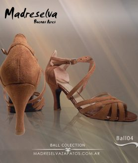 Zapatos de Salsa y Bachata Ball04 GM