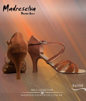 Zapatos de Salsa y Bachata Ball08 GM